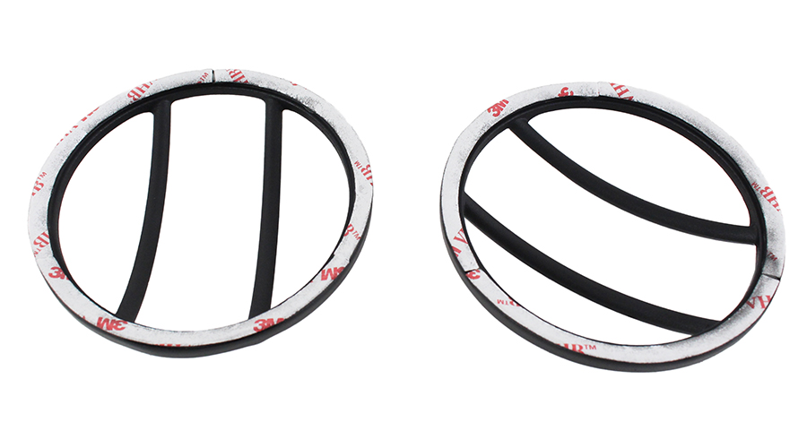 jeep jk side marker covers pair 07